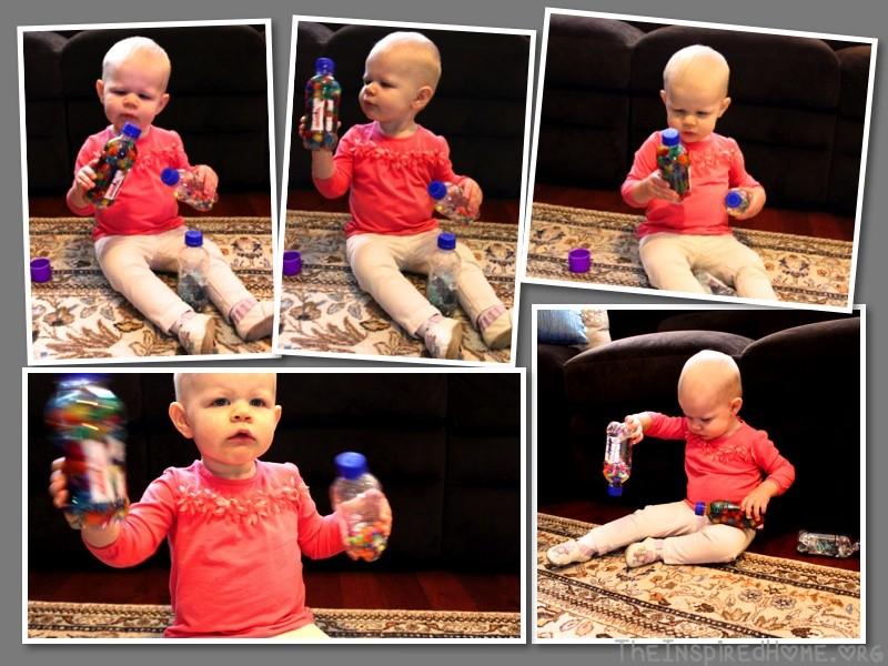 O Sensory Bottles