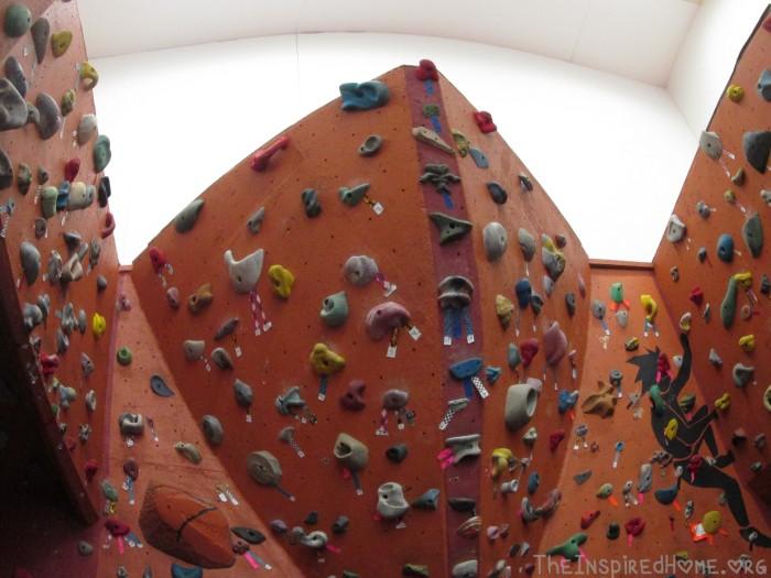 Rock Climbing - 1