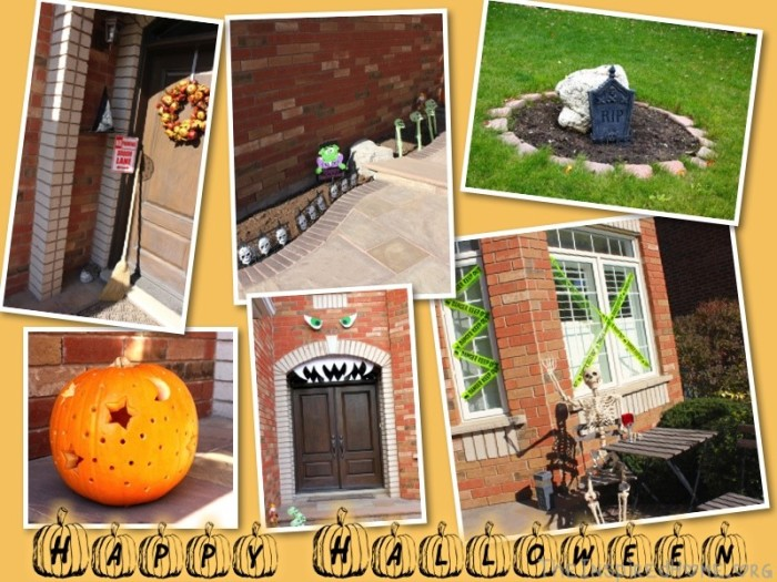 Diy Halloween Decorations The Inspired Home