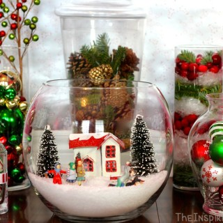 6 Holiday Vase Fillers