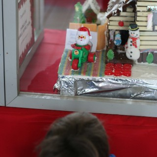 Terrific Traditions: Gingerbread Houses