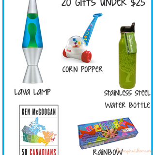 Gift Guide: 20 Cheap Gifts Under $25