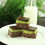 Mint Nanaimo Bars by theinspiredhome.org