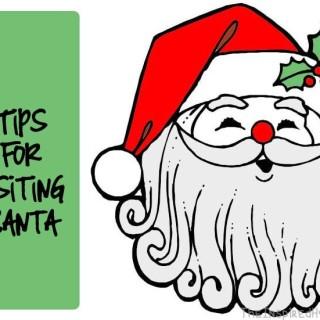 Terrific Traditions: Visiting Santa Claus