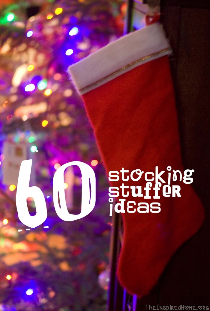 Gift Guide Stocking Stuffers The Inspired Home