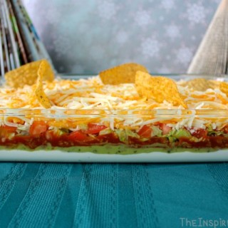 Easy Appetizers: Taco Dip
