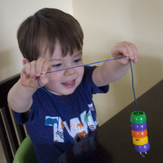 Recycled Pouch Beads & 8 More Bead Activities