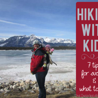 Get Outdoors: Hiking with Kids