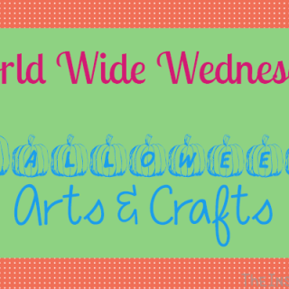 World Wide Wednesday: Halloween Arts and Crafts