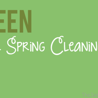 Green Your Spring Cleaning