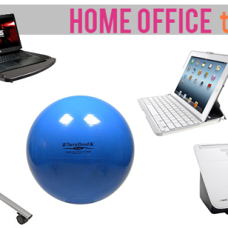 Home Office To Go | #MakeMoreMakeover with @StaplesCanada