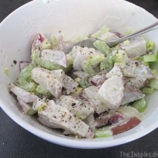 Homemade Potato Salad {Vegan, Gluten-Free, Egg-Free}