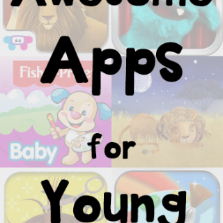 Awesome Apps for Toddlers