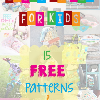 Items to Sew for Kids: 15 Free Tutorials