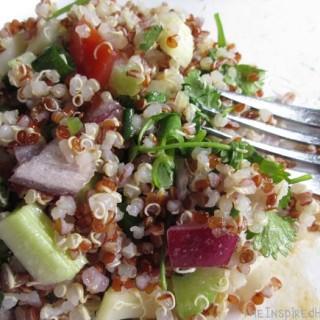 Copycat: Colourful Quinoa Salad