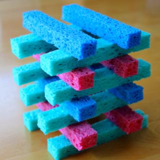 DIY Sponge Blocks