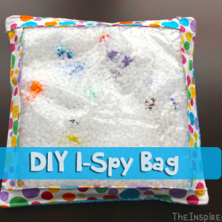 DIY I-Spy Bag