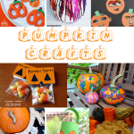 TheInspiredHome.org // Fall Pumpkin Craft Ideas for Kids