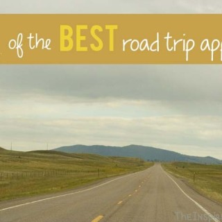 5 BEST Road Trip Apps
