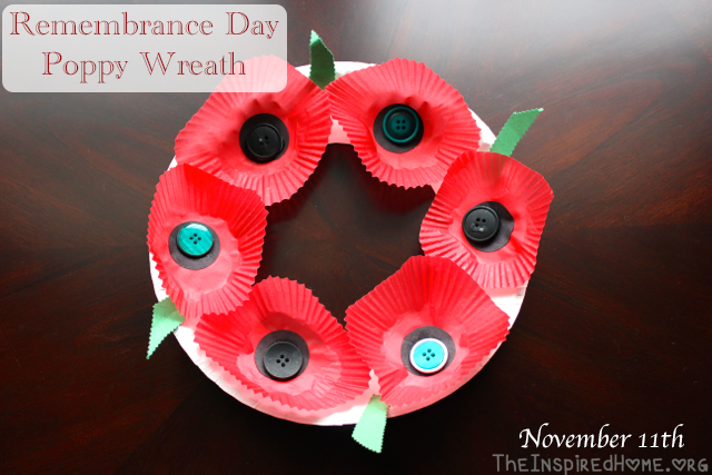 Veterans day poppy craft related keywords suggestions - Remembrance day craft ideas ...