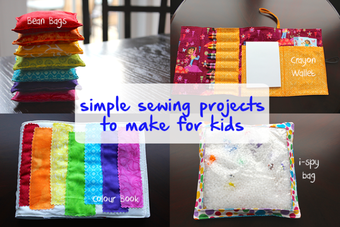 simple sewing projects