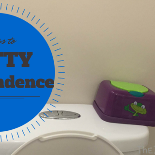 4 Steps to Potty Independence
