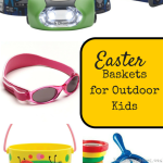 You've got a kid who loves spending time outside? Here's some fantastic no-candy Easter basket ideas for your budding recreationist.