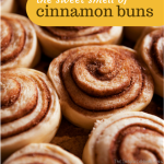 TheInspiredHome.org // The Sweet Smell of Cinnamon Buns, and smells that make a home.