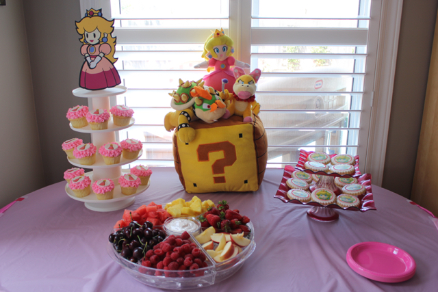 Princess Peach Party