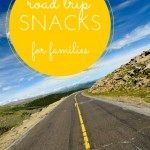 Road Trip Snacks for the Whole Family