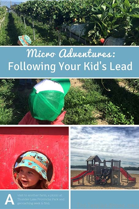 Micro Adventures Following Your Kids Lead