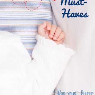 8 Nursery Must-Haves + Review of Diaper Genie