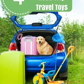 4 On-The-Go Road Trip Travel Toys