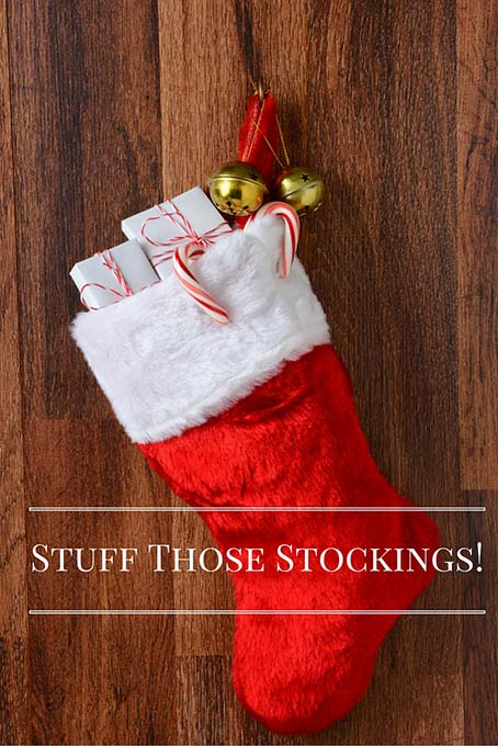 Stuff Those Stockings!