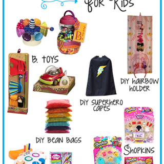 Holiday Gift Guide: Ideas for the Kids