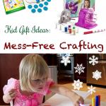mess free crafting