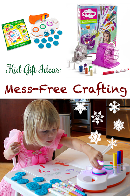 mess free crafting