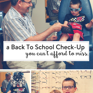 A Back to School Checkup You Can't Afford to Miss