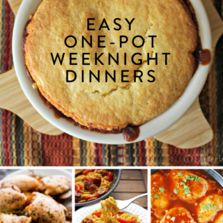 Easy One-Pot Weeknight Dinners