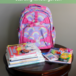 Back to School: 11 Books to Read to Your Kids About Starting Kindergarten