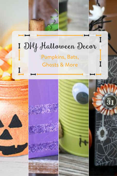 TheInspiredHome.org // DIY Halloween Decor