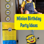 TheInspiredHome.org // Minions / Despicable Me Birthday Party Ideas