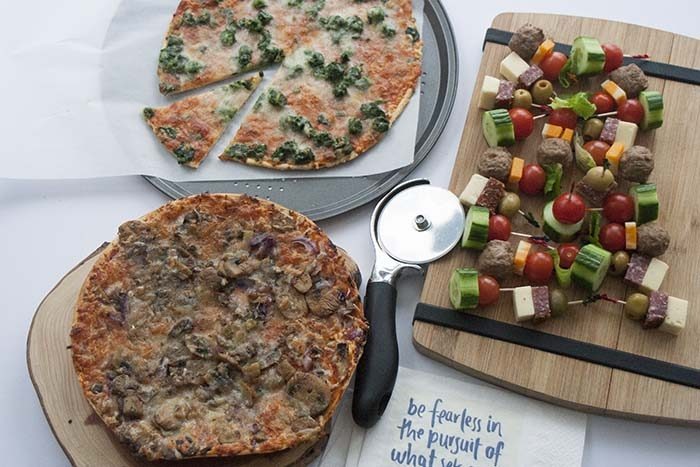 4-finger-food-appetizers-ultra-thin-crust-pizza