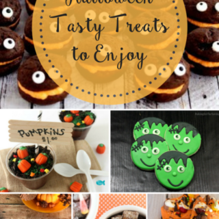 Halloween Tasty Treats To Enjoy