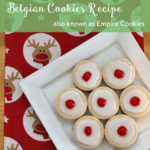 TheInspiredHome.org // Belgian Cookies Recipe