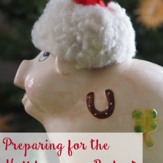 Preparing for the Holidays on a Budget
