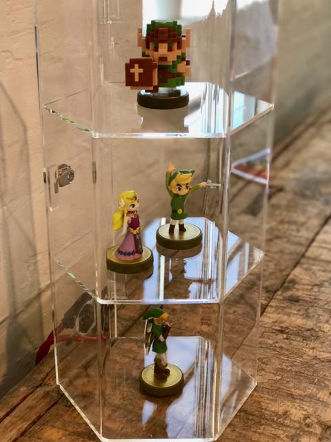 TheInspiredHome.org // Nintendo amiibo Link & Zelda