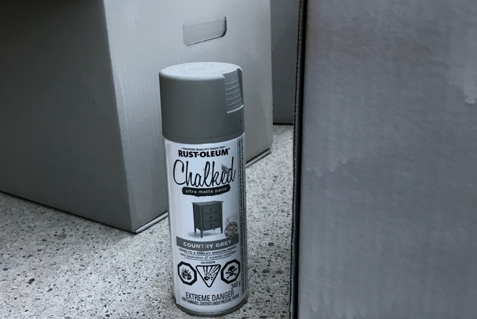 TheInspiredHome.org // DIY Beer Advent Calendar Fridge