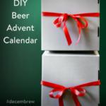 TheInspiredHome.org // DIY Beer Advent Calendar