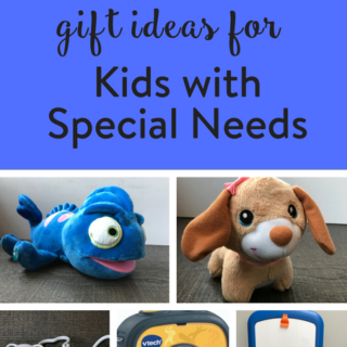 Gifts for Kids with Special Needs on Your List